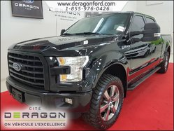 Ford F-150 XLT FX4 V6 3.5L TOIT OUVRANT NAV MAGS 20P SPORT  2016