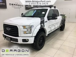 Ford F-150 XLT SUPERCREW TRUCK TUNING TEAM  2017