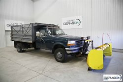 Ford F-350 DOMPEUR XL PELLE A NEIGE  1995