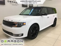 Ford Flex LIMITED AWD TOIT PANO NAVIGATION MAGS 20P SONY  2018