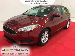 2015 Ford Focus SE HATCHBACK DEMARREUR SONAR DE RECUL SYNC A/C +++