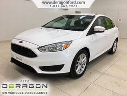Ford Focus SE AUTOMATIQUE SIEGES CHAUFFANTS A/C VOLANT CHAUF.  2015