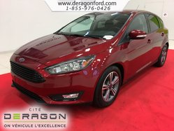 2016 Ford Focus SE HATCHBACK SIEGES CHAUFFANTS SYNC MAGS 16P ++