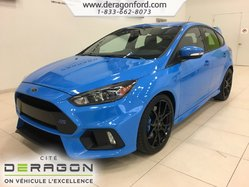 Ford Focus RS NAVIGATION CAMERA TOIT OUVRANT SONY SPORT  2017