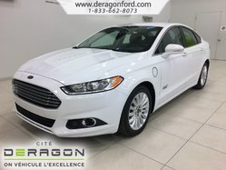 2016 Ford Fusion Energi SE LUXURY NAV CAMERA ROUES 17