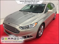 Ford Fusion SE + HYBRID + NAVIGATION + CAMERA  2015