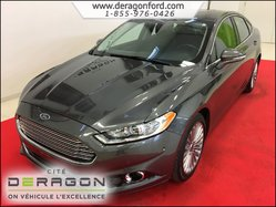 Ford Fusion TITANIUM + TOIT OUVRANT + AWD + CUIR + GPS  2015
