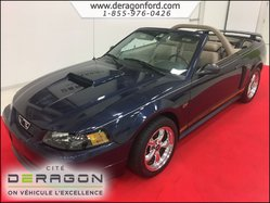 Ford Mustang GT + DÉCAPOTABLE + MANUELLE + V8  2003