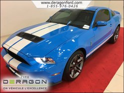 Ford Mustang SHELBY GT500 COUPE *540HP* 5.4L V8 MAGS 19P NAV  2010