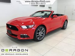 Ford Mustang PREMIUM ECOBOOST CONVERTIBLE AUTOMATIC NAV CAMERA  2015