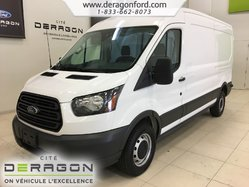 2018 Ford Transit Van 250 CARGO VAN MEDIUM ROOF 148