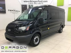 Ford Transit Wagon 350 XL 15 PASSAGERS CAMERA SUSP HEAVY DUTY  2017