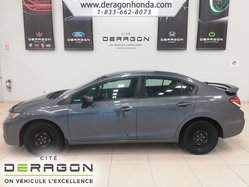 2014 Honda Civic Sedan LX+AIR CLIMATISE+AILERON+SIEGES CHAUFFANTS
