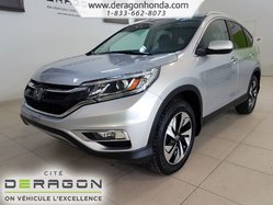 Honda CR-V Touring+TOIT OUVRANT+AWD+NAVIGATION+CUIR  2016