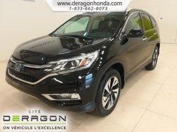 Honda CR-V Touring+GARANTIE+DEMARRUER+GPS+HONDA SENSING  2016