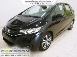 Honda Fit EX+CAMERA+BLUETOOTH+LECTEUR CD+AIR CLIMATISE  2015