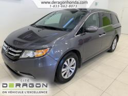 2016 Honda Odyssey EX+ VITRES TEINTEES + SIEGES CHAUFFANTS+ A/C