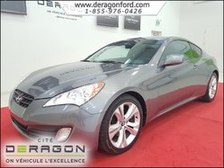 2011 Hyundai Genesis Coupe PREMIUM 2.0T CUIR TOIT OUVRANT MAGS SIEGES CHAUF.