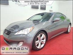 Hyundai Genesis Coupe PREMIUM 2.0T CUIR TOIT OUVRANT MAGS SIEGES CHAUF.  2011