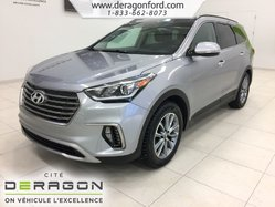 2017 Hyundai Santa Fe XL AWD 6 PASSAGERS LUXURY TOIT PANO CUIR NAV CAMERA