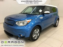 2015 Kia SOUL EV LUXURY ECO ELECTRIC NAV CAMERA CUIR
