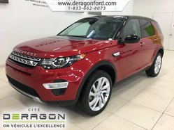 2016 Land Rover DISCOVERY SPORT HSE LUXURY NAV ROUES 20