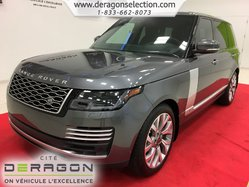 Land Rover Range Rover 5.0L V8 SUPERCHARGED + AUTOBIOGRAPHY + LWB  2019