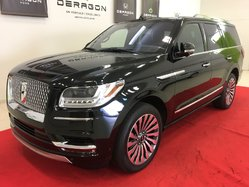 2018 Lincoln Navigator RESERVE + TECH PACK + ROUES 22