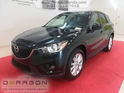 Mazda CX-5 GT + BAS KILOMETRAGE + AUCUN ACCIDENT  2013
