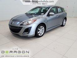 Mazda Mazda3 GS+ LECTEUR CD+ TOIT OUVRANT+ A/C  2010