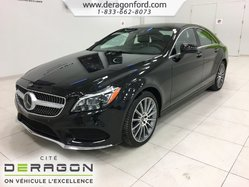Mercedes-Benz CLS CLS550 4MATIC COUPE AVANTGARDE CAMERA 360  2017