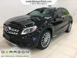 2018 Mercedes-Benz GLA GLA 250 4MATIC PREMIUM PACK NAV TOIT CAMERA