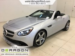 2017 Mercedes-Benz SLC SLC 300 CONVERTIBLE CAMERA NAV HARMAN/KARDON TOIT