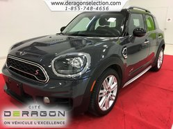 MINI Cooper Countryman S + ALL4 + TOIT PANO + CAMÉRA + ROUES 18