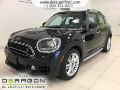 2018 MINI Countryman Cooper S ALL4 TOIT PANO CAMERA CUIR ROUES 18