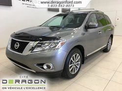 Nissan Pathfinder SL TECH PACK AWD 7 PLACES TOIT CUIR NAV CAMERA 360  2015
