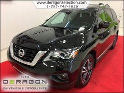 Nissan Pathfinder PLATINUM + 4WD + 7 PLACES + ROUES 20