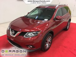2015 Nissan Rogue SL + AWD + AUCUN ACCIDENT