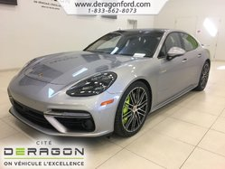 2018 Porsche Panamera TURBO S E-HYBRID PREMIUM PACK PLUS  ASSIST PACK