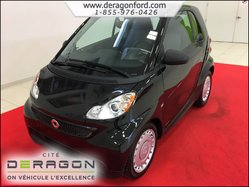 2014 smart Fortwo SIEGES CHAUFFANTS + NAVIGATION