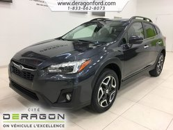 2018 Subaru Crosstrek LIMITED NAV CAMERA CUIR DEMARREUR CUIR