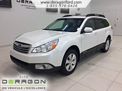 Subaru Outback 3.6R LIMITED + AWD + CUIR + TOIT + CAMERA  2012
