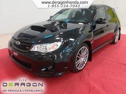 Subaru WRX STI+TURBO+MODE SPORT+NAVIGATION+TOIT OUVRANT+MAGS  2013