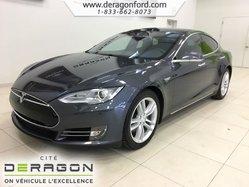 2016 Tesla Model S 90D AUTOPILOT 1 CLIMAT GLACIAL PNEUS HIVER/ETE