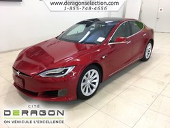 2017 Tesla Model S 60D + AUTO PILOTE + GPS + TOIT PANO + CAM V.NEUF
