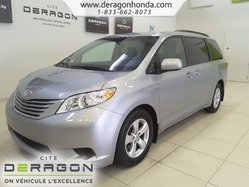 2015 Toyota Sienna LE+8 PASSAGERS+CAMERA+SIEGES CHAUFFANTS+A/C