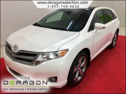 Toyota Venza XLE + V6 + AWD + TOIT PANO + CAMERA  2014
