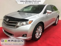 2014 Toyota Venza LE AWD SIEGES CHAUFFANTS MAGS BLUETOOTH