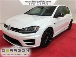 Volkswagen Golf R TSI DSG 4MOTION TECH PACK MAGS STAGE II 355 HP  2017