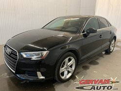 Audi A3 2.0T Komfort Quattro Cuir Toit Ouvrant MAGS  2017